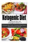 Ketogenic Diet Cookbook Box Set