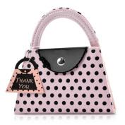 Handbag Nail Manicure Kit Care Mirror Tweezers Clipper Set Accessories Gift Mum