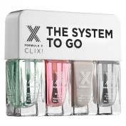 Formula X The System To Go Thrilling - Cloud Grey