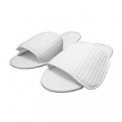 TowelRobes Waffle . Slippers Wholesale 100 Pcs