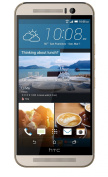 HTC One M9 Factory Unlocked Cellphone, 32GB, Gold/Silver