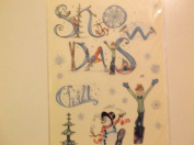 The Paper Studio *Snow Days* Stickers