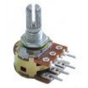5 x 10K OHM Logarithmic Dual Rotary Potentiometers