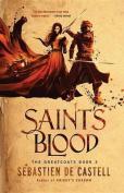 Saint's Blood (Greatcoats)