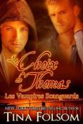 Le Choix de Thomas (Les Vampires Scanguards - Tome 8)  [FRE]