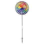 Gardener's Select Pin Wheel, 18cm by 36cm , Multicolor