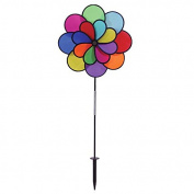 Gardener's Select Double Pin Wheel, 46cm by 70cm , Multicolor