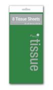 8 Sheet Colour Tissue - Green