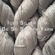 Kristin Omdahl Yarns Be So Sporty Bamboo Yarn Iced Silver Fox