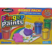 Washable Finger PaintNew by