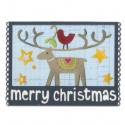 Sizzix Sizzix Thinlits Die Merry Christmas