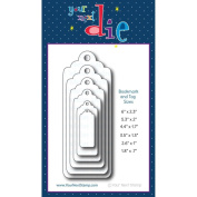 Your Next Stamp Die Large Layered Bookmark
