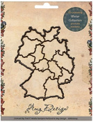 Find It Trading Germany Amy Design Map Die