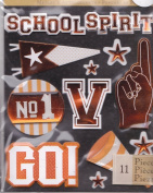School Spirit Stickers - K & company Life's Little Occasions High School