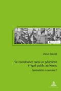 Se Coordonner Dans Un Perimetre Irrigue Public Au Maroc [FRE]
