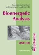 Bioenergetic Analysis 18