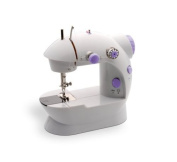 Michley Lil' Sew & Sew Mini 2-speed Sewing Machine, Lss-202