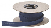 Pearl 2.2cm Double Fold Quilt Binding, P/C, 25 yd, Navy