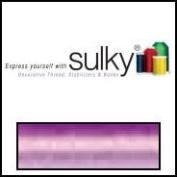 Sulky Of America 60wt Solid Polylite Thread, 1650 yd, Lavender