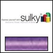 Sulky Of America 60wt Solid Polylite Thread, 1650 yd, Light Purple