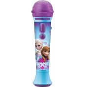 KIDdesigns Disney Frozen Magical MP3 Microphone
