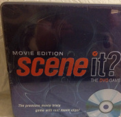 Movie Edition Scene It. The DVD Game in a Collectible Tin Box by Screenlife