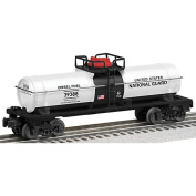 Lionel Trains National Guard US Made Tank Car