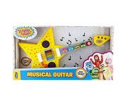 YO GABBA GABBA Feature Guitar Musical Instrument