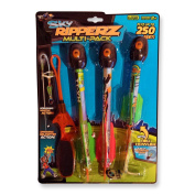 Zing Sky Ripperz, Multi Pack (3) with Heli Power