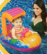 Banzai Jr CANOPY Coupe Car FLOAT SEAT Water Fun  .   Level 1