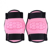 Sports Protective Gear Cycling Roller Skating Knee Elbow Wrist Pads6Pcs Sets