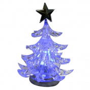 USB Powered Miniature Christmas Tree Multicolor LEDs
