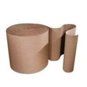 The Packaging Wholesalers 7.6cm X 80m Singleface Corrugated