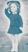 Vintage Knitting PATTERN to make - 36cm Doll Clothes Military Wavette Uniform Mary Hoyer. This is a pattern and/or instructions to make the item only.