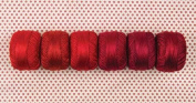 Perle Cotton Presencia Scarlet Sampler Collections