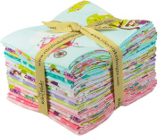 Sandra Workman Designs Dream And A Wish 18 Fat Quarter Bundle Riley Blake Designs FQ-4810-18