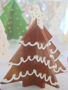 Large 3d Christmas Tree Silicone Chocolate Moulds