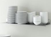Stainless Steel Restaurant Bar Cafe Kitchen Floating Wall Shelf 20cm x 80cm Premium Quality