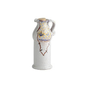 Italian Dinnerware - Small Olive Oil Cruet - Handmade in Italy from our Frammenti Collection