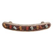 Colourful Cowboy Boot 23cm Cabinet Pull (Set of 2) - CLEARANCE