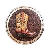 Colourful Cowboy Boot Cabinet Knob - Set of 6
