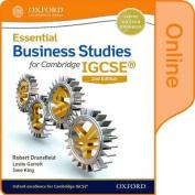 Essential Business Studies for Cambridge IGCSE (R)