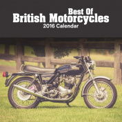 Best of British Motorcycles 2018 Calendar