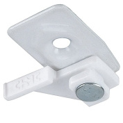 Riel Chyc 5431650 - Ceiling-Mounted Bracket for Rail P950, White