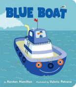 Blue Boat [Board Book]