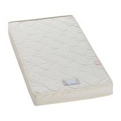 The Little Green Sheep Natural Twist Mattress for Boori and Stokke Home Cot Bed