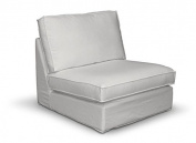 FRANC Textile 706-705-01 Kivik Arm Chair One Seater Burdeaux Fabric Kivik Armchair, Etna, Natural