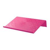 IKEA BRADA - Laptop support, pink - 42x31 cm