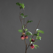 pomegranate twig 105 cm artificial plant by DPI