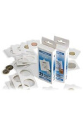 Self-Adhesive Coin Holders 32.5mm